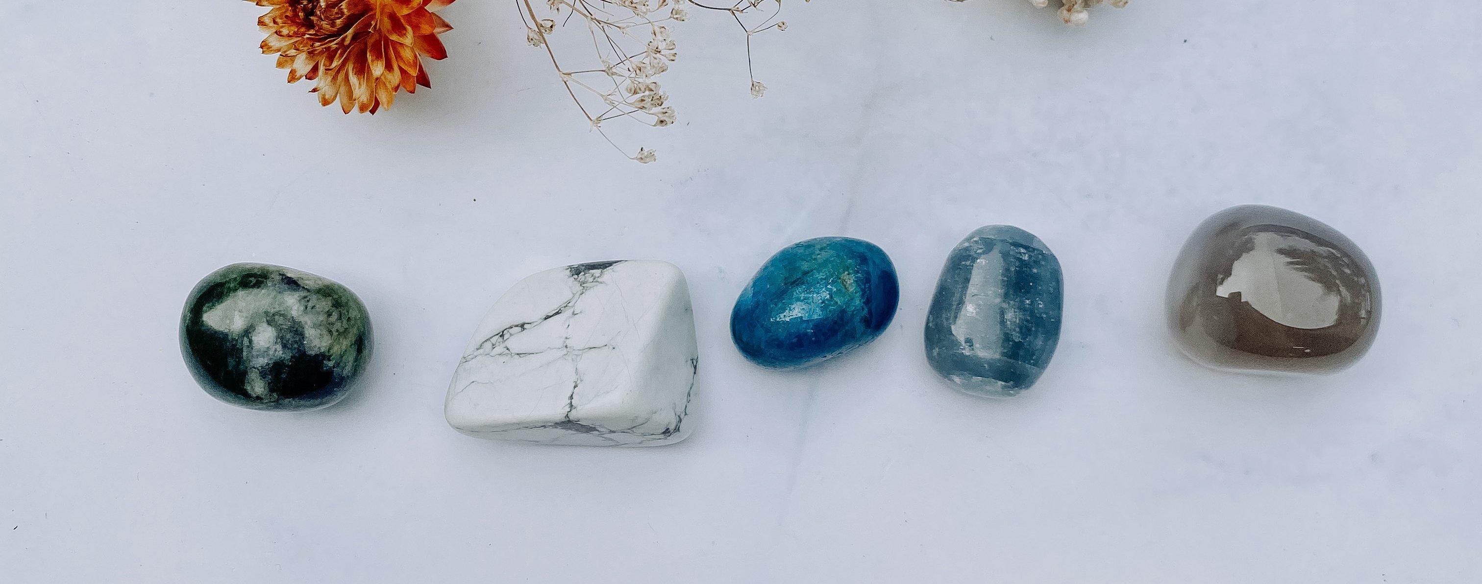 Crystals for Gemini Season