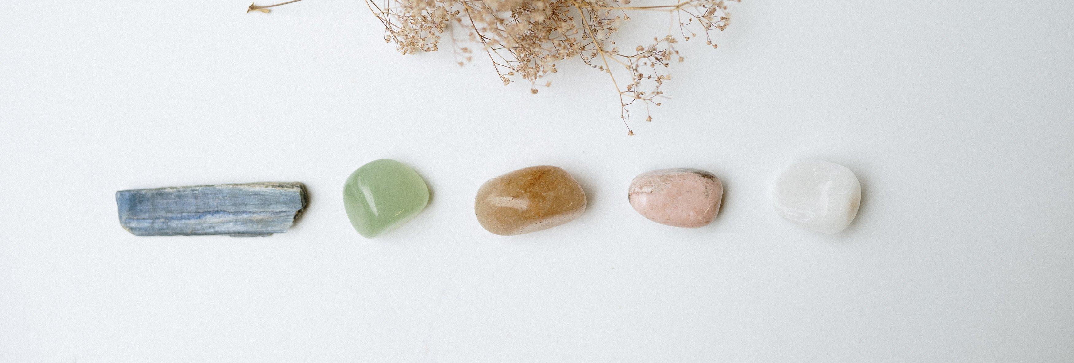 Crystals for Taurus Season