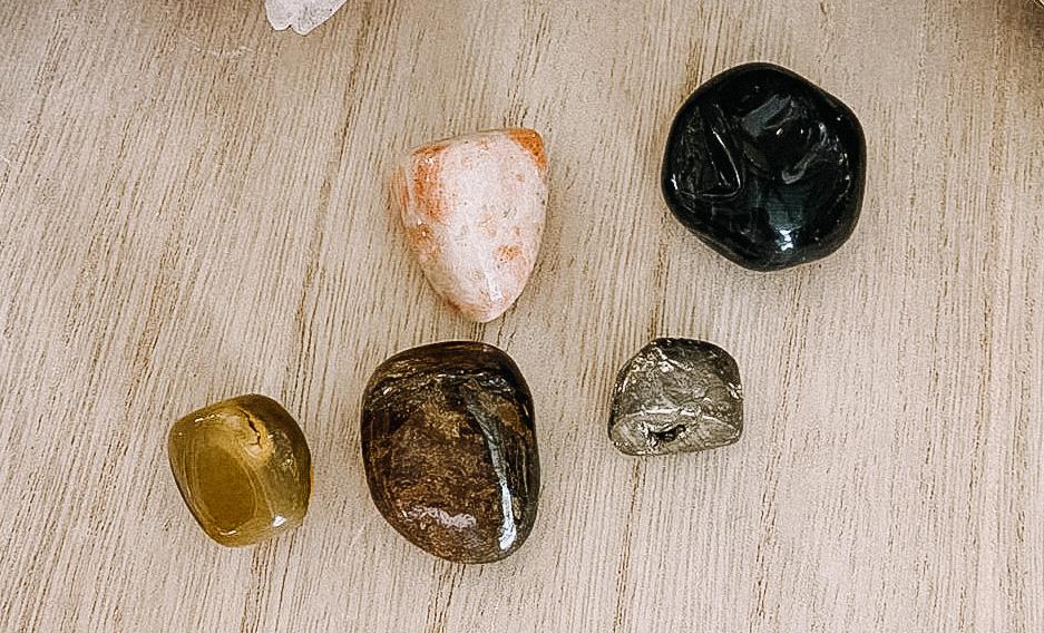 Crystals for Leo Season