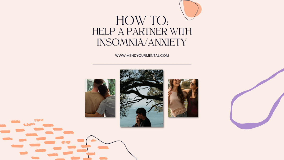 How to Support a Partner with Anxiety