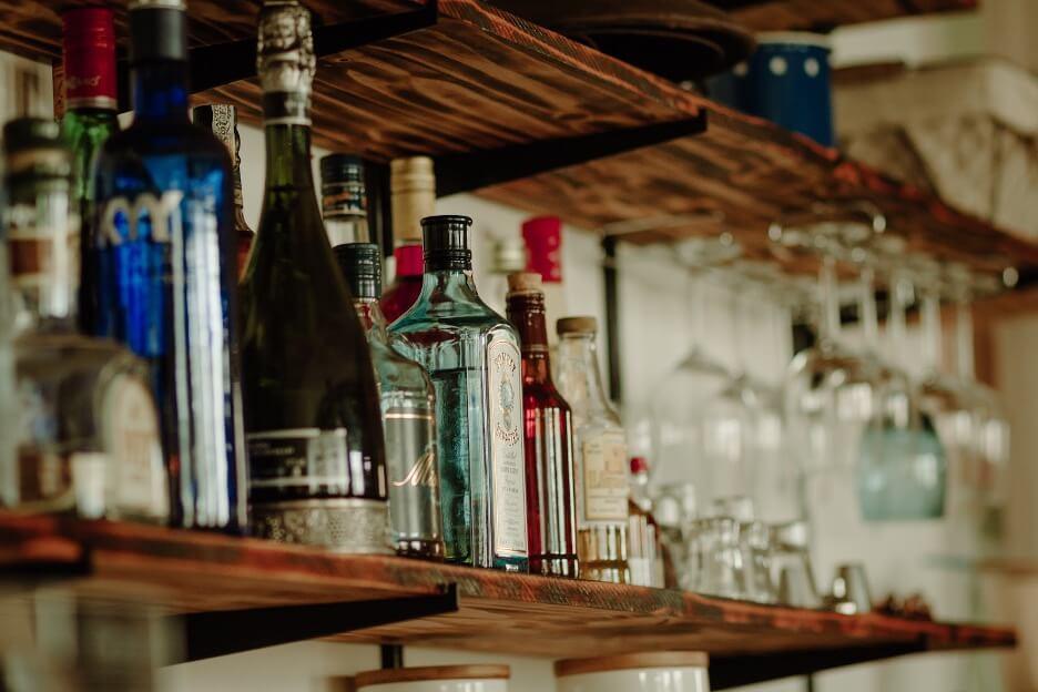 Five Essential Liquors for Your Home Bar