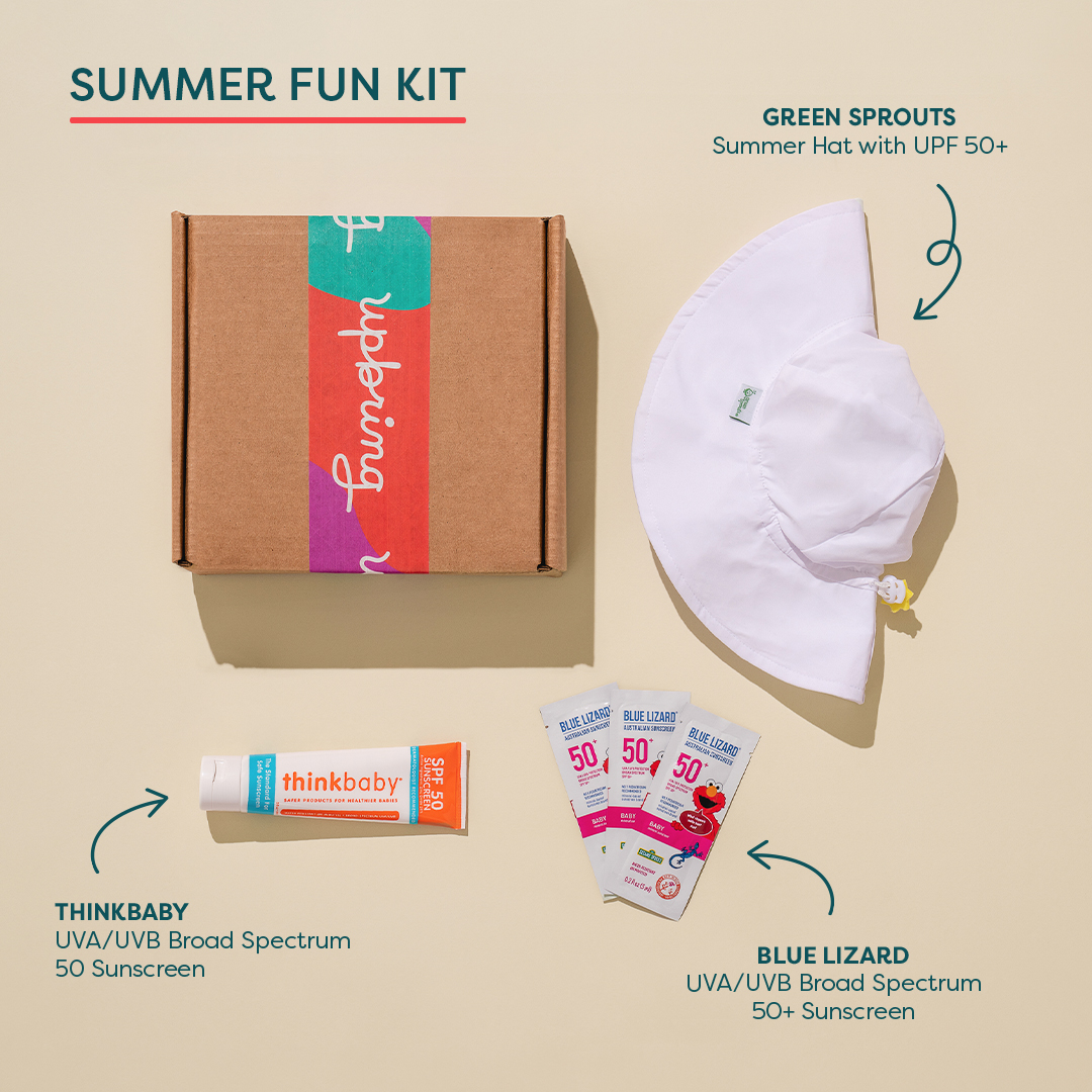 Tips for Summer Fun With Baby