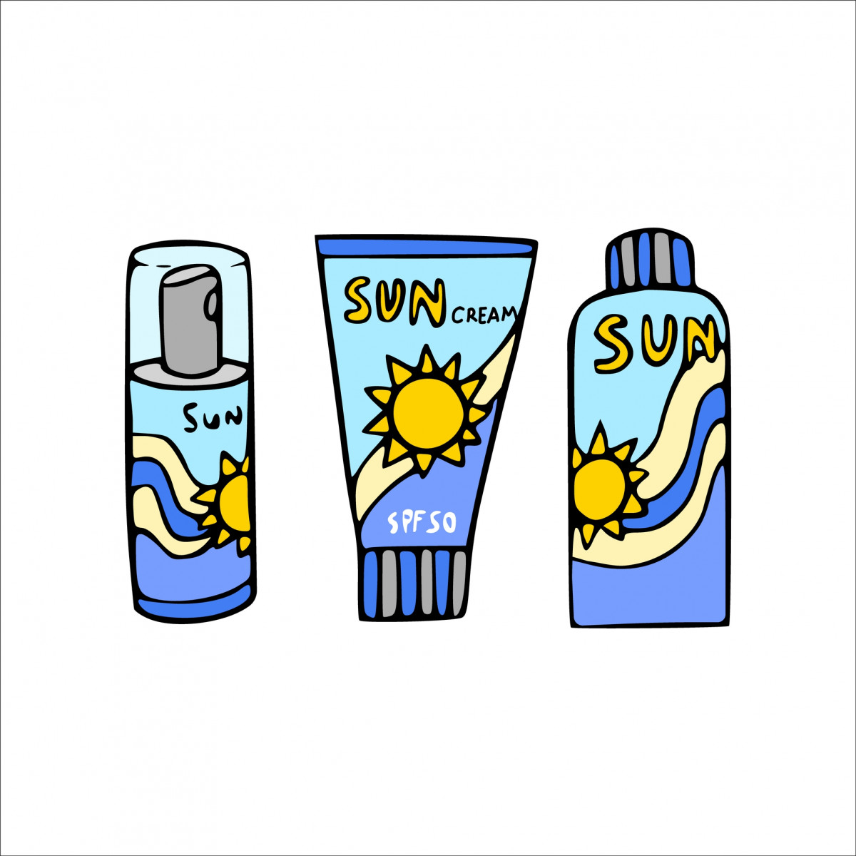 Suncare All Year Round - SPF is your No1 Anti-Aging product.