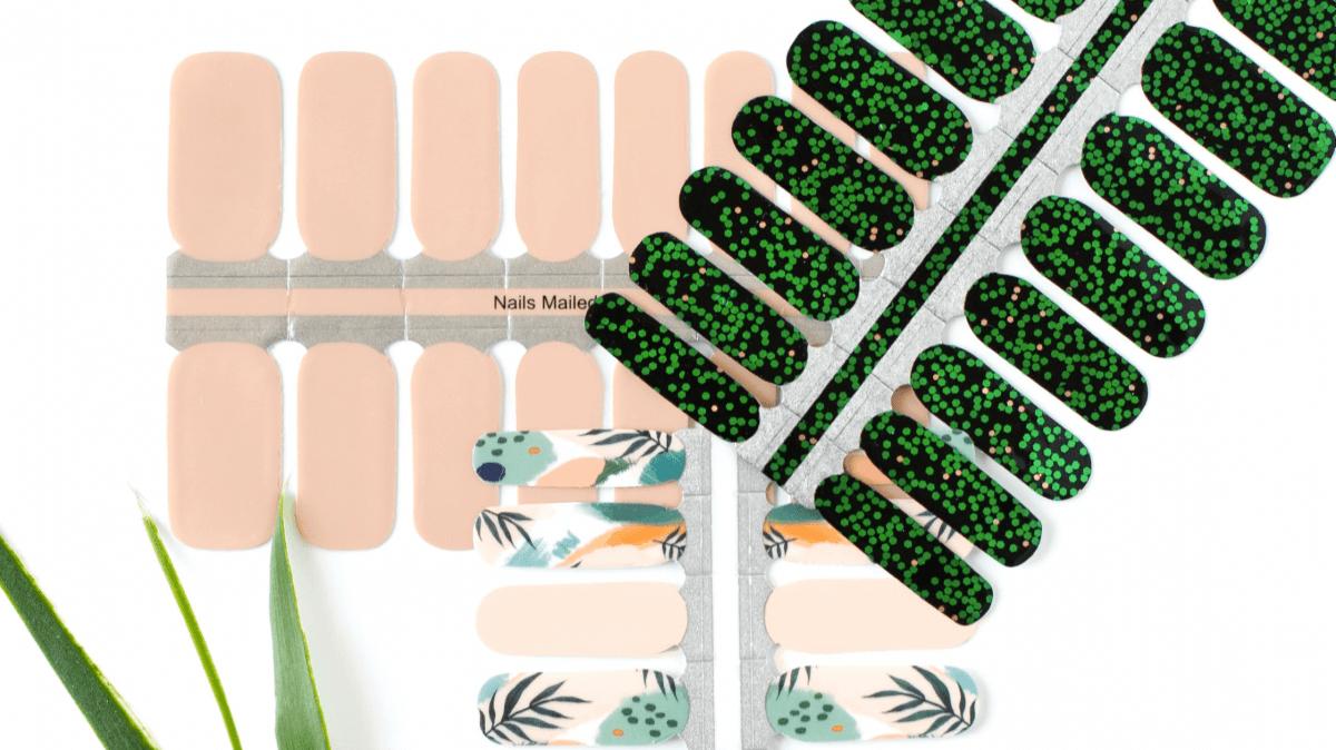 Nail Stickers: Ingredients Deep Dive