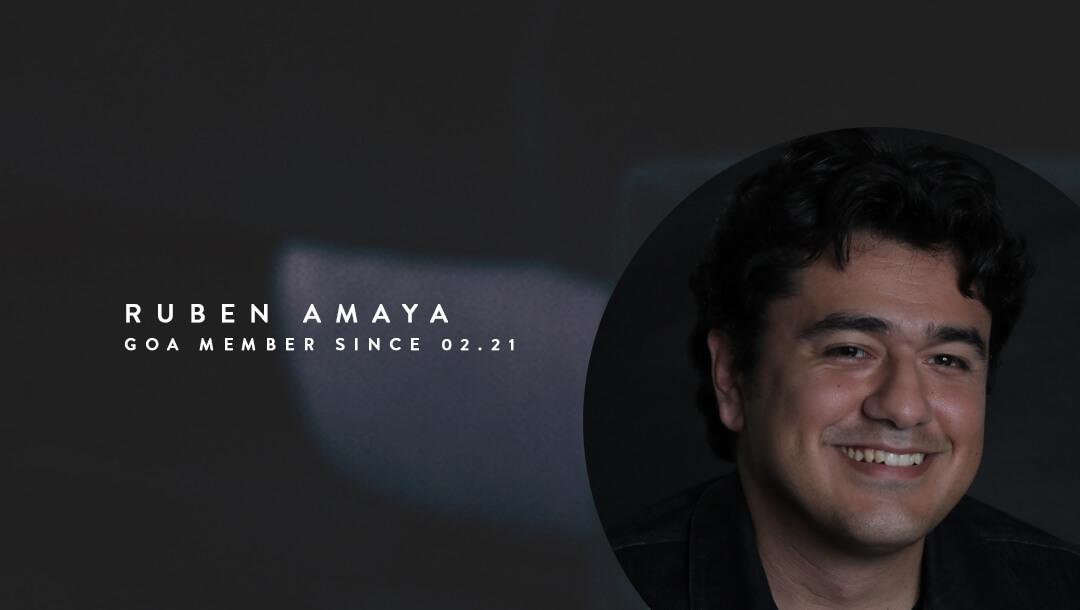 GOA Member Profile: Ruben Amaya