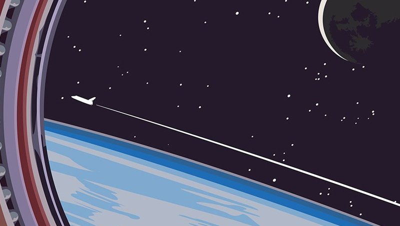 Space Travel and Aging in Space. What happens?