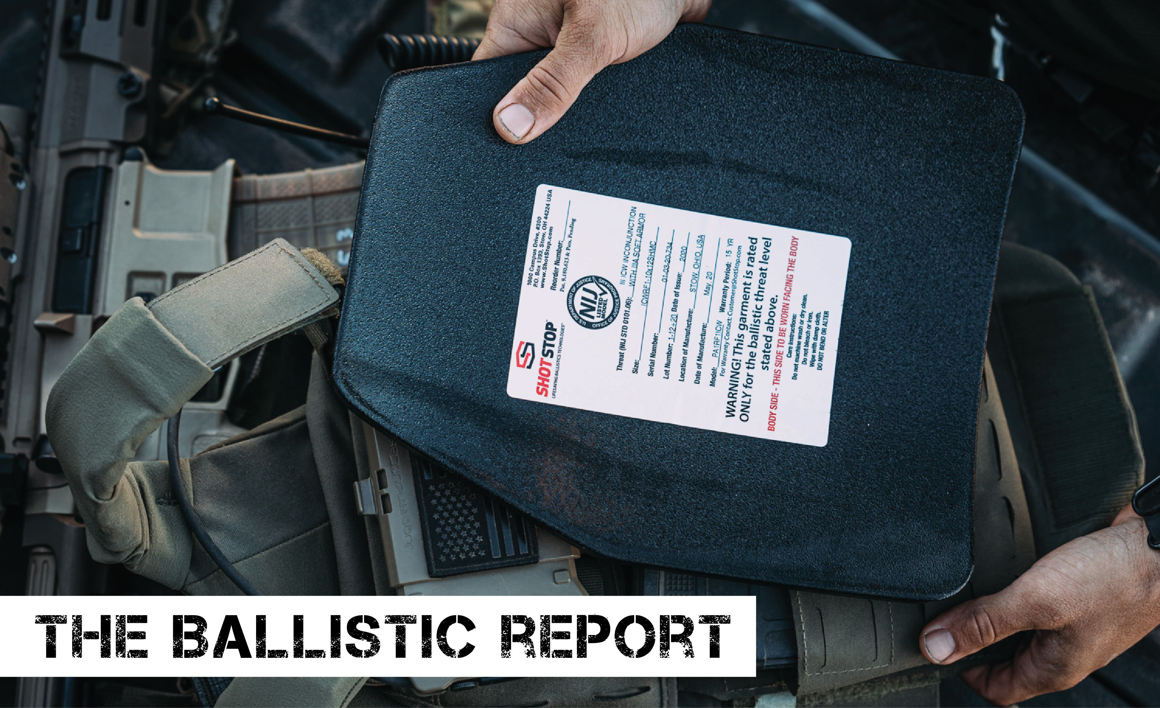 What Are Ballistic Threat Levels?