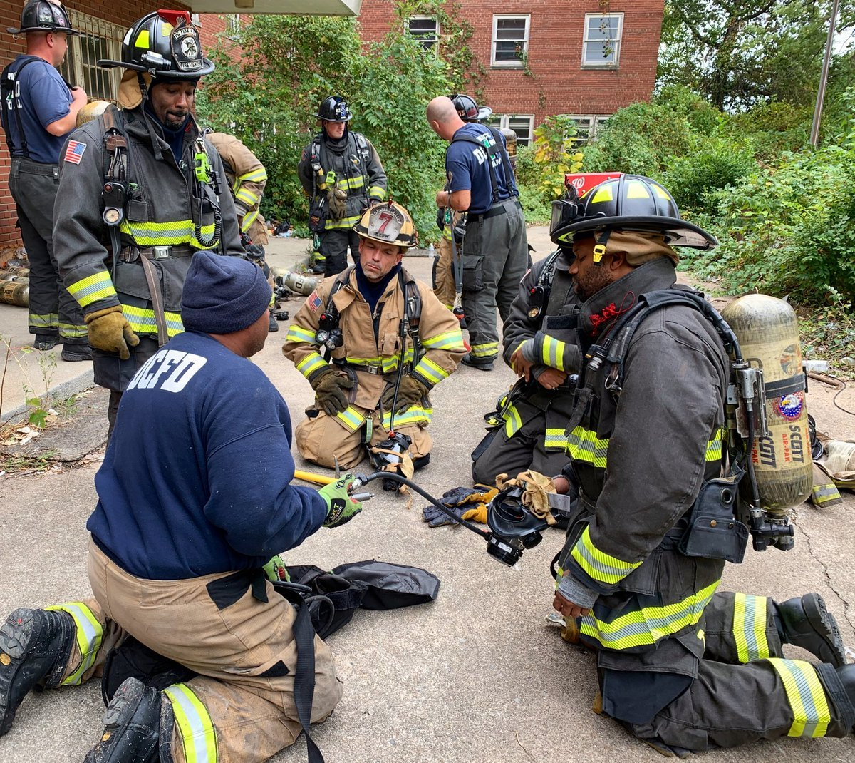 Today's Firefighters Need Body Armor