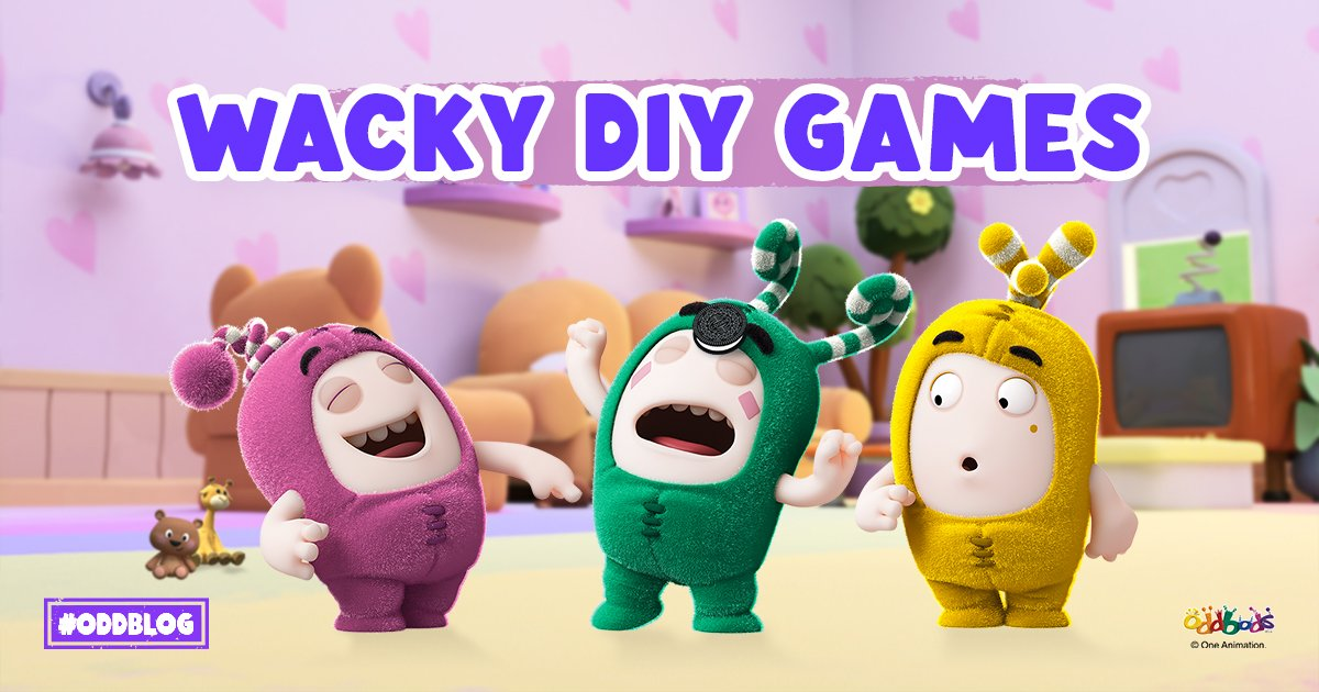 7 Wacky DIY Games for the Whole Family