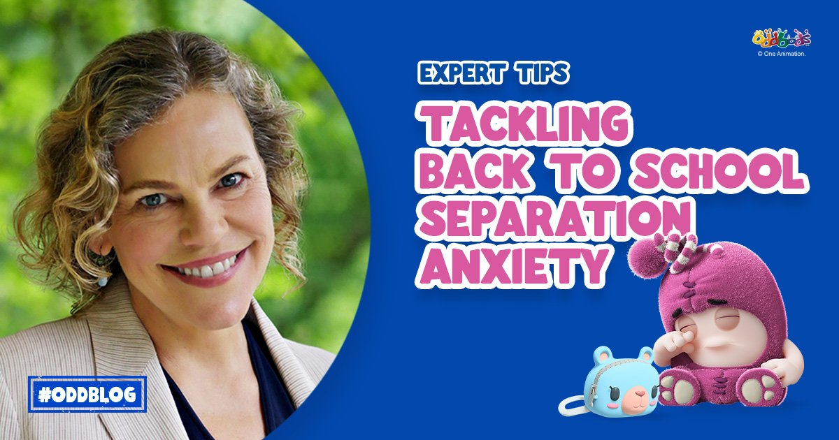 Tackling Back-to-School Anxiety: An Expert's View