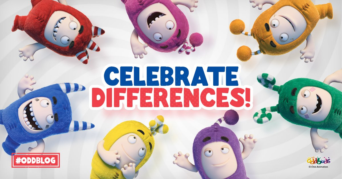How to Teach Your Child to Celebrate Differences!