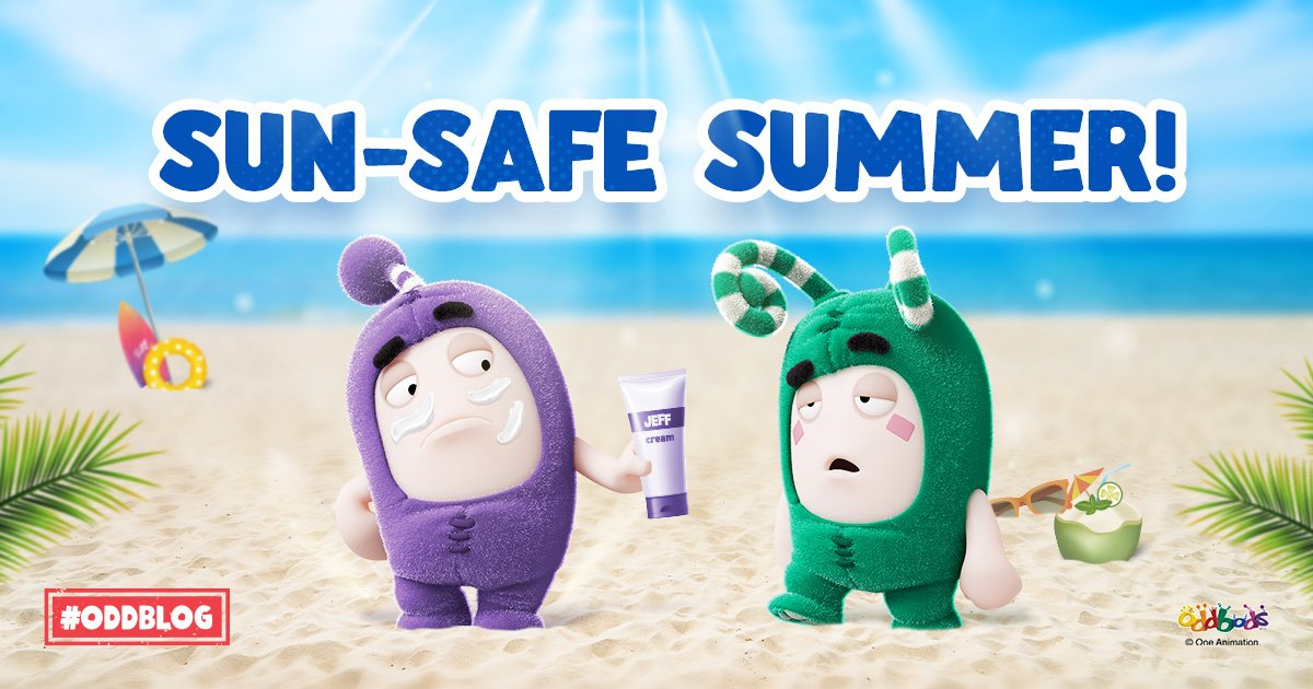 7 Bright Ideas to Keep Squirmy Kids Sun-Safe!