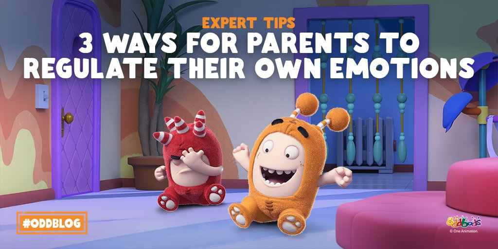 3 Ways For Parents to Regulate Their Own Emotions