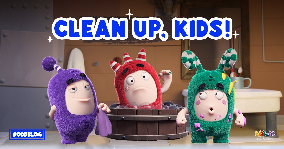 6 Fun-tastic Ways to Keep Kids Sweet, Safe and Squeaky Clean