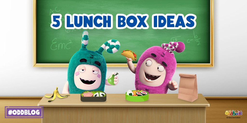 5 Healthy, Fun, Lunch Box Ideas From Around The World