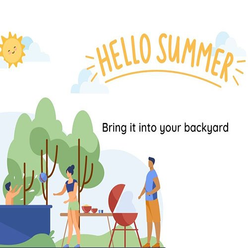 Ideas Decor For Outdoors Backyard In This Summer!