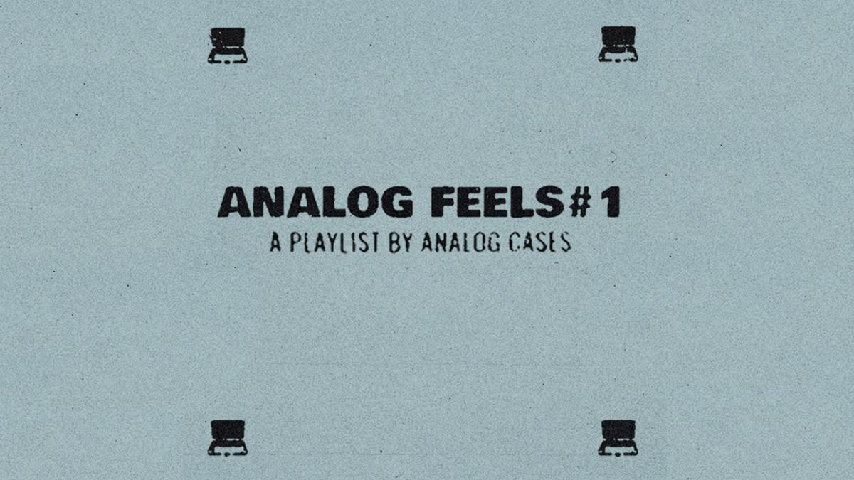 ANALOG FEELS #1