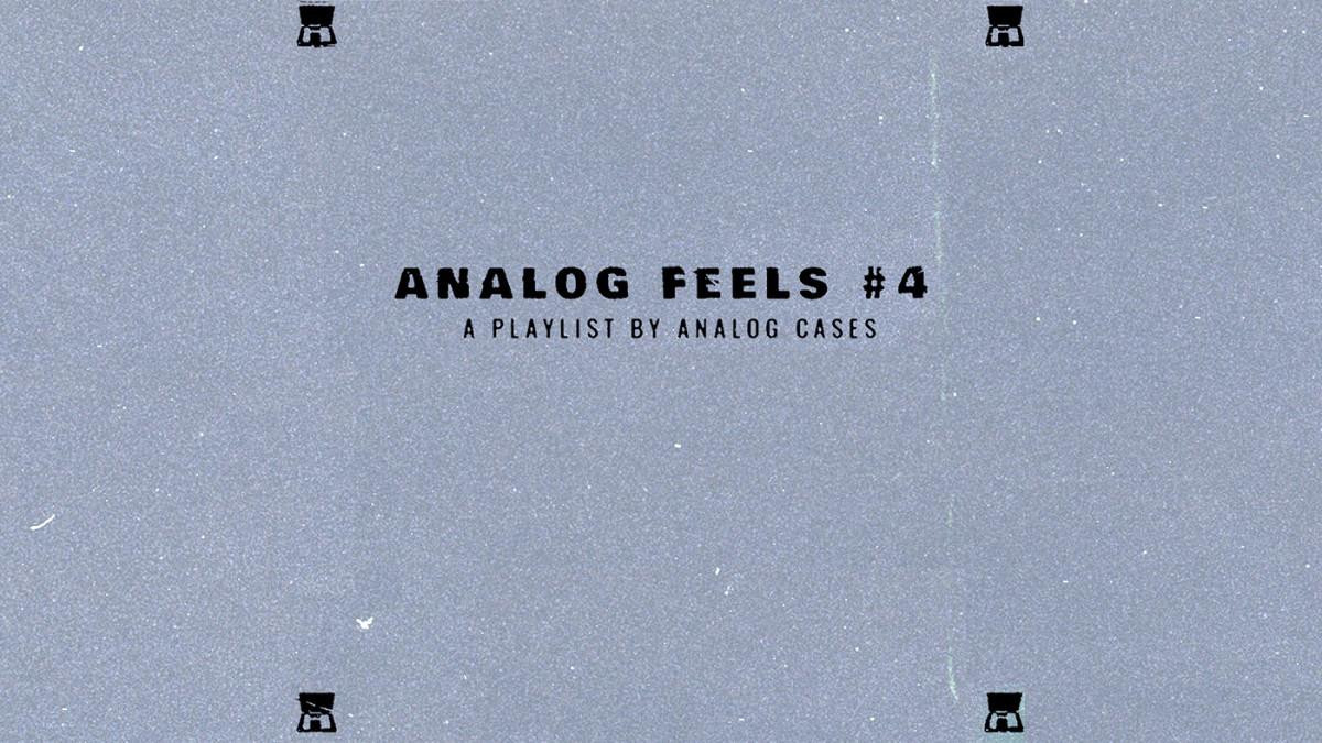 ANALOG FEELS #4