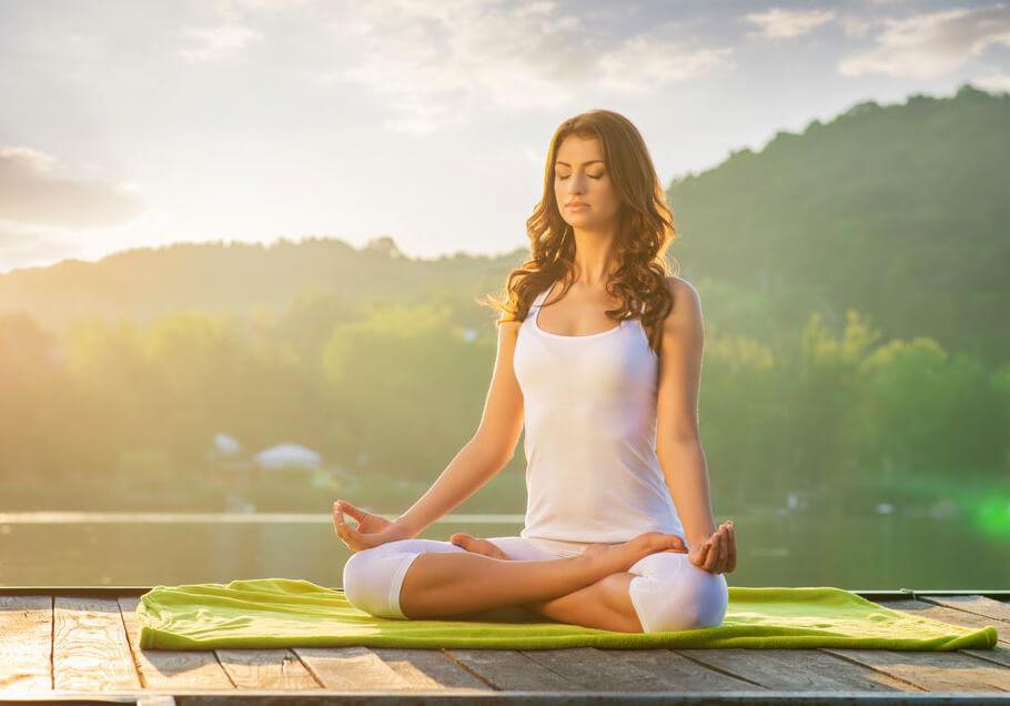 Yoga-----Perfekte Fitness für Anfänger