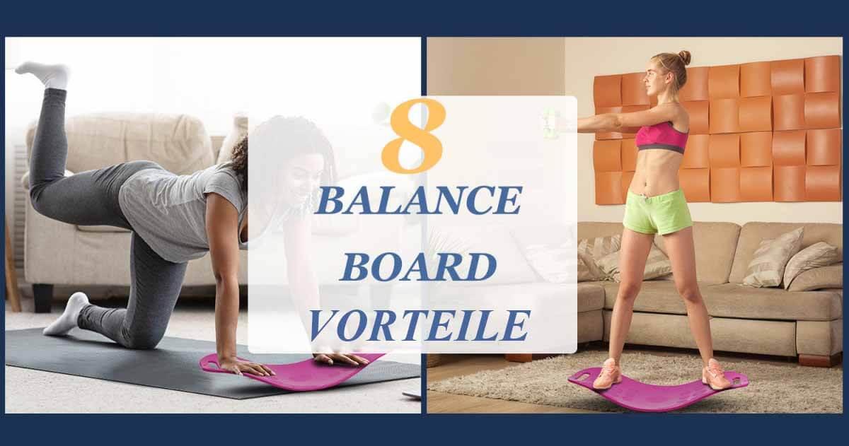 8 Balance Board Vorteile, die Ihr Leben verändern werden