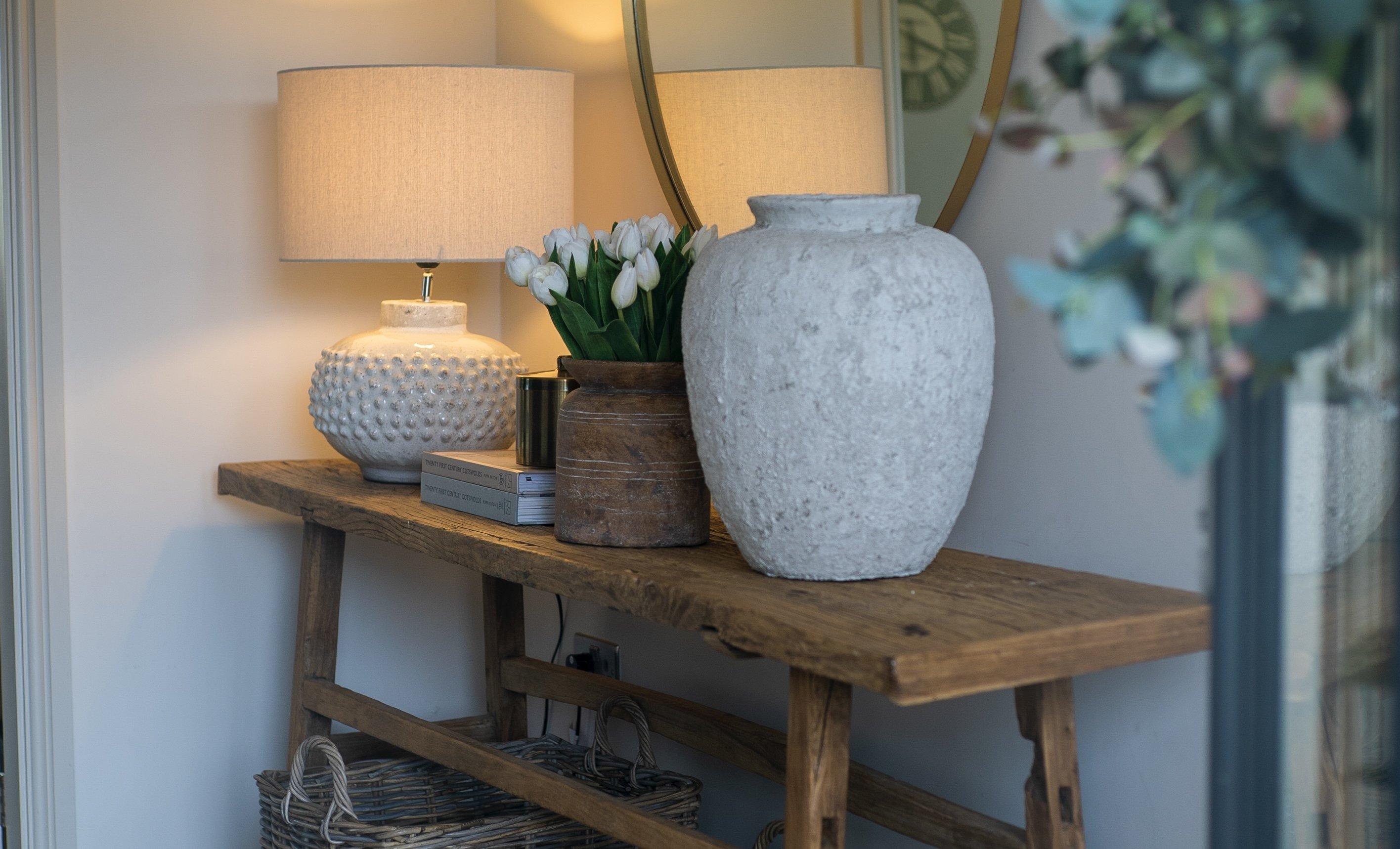 How Do I Style My Console Table?