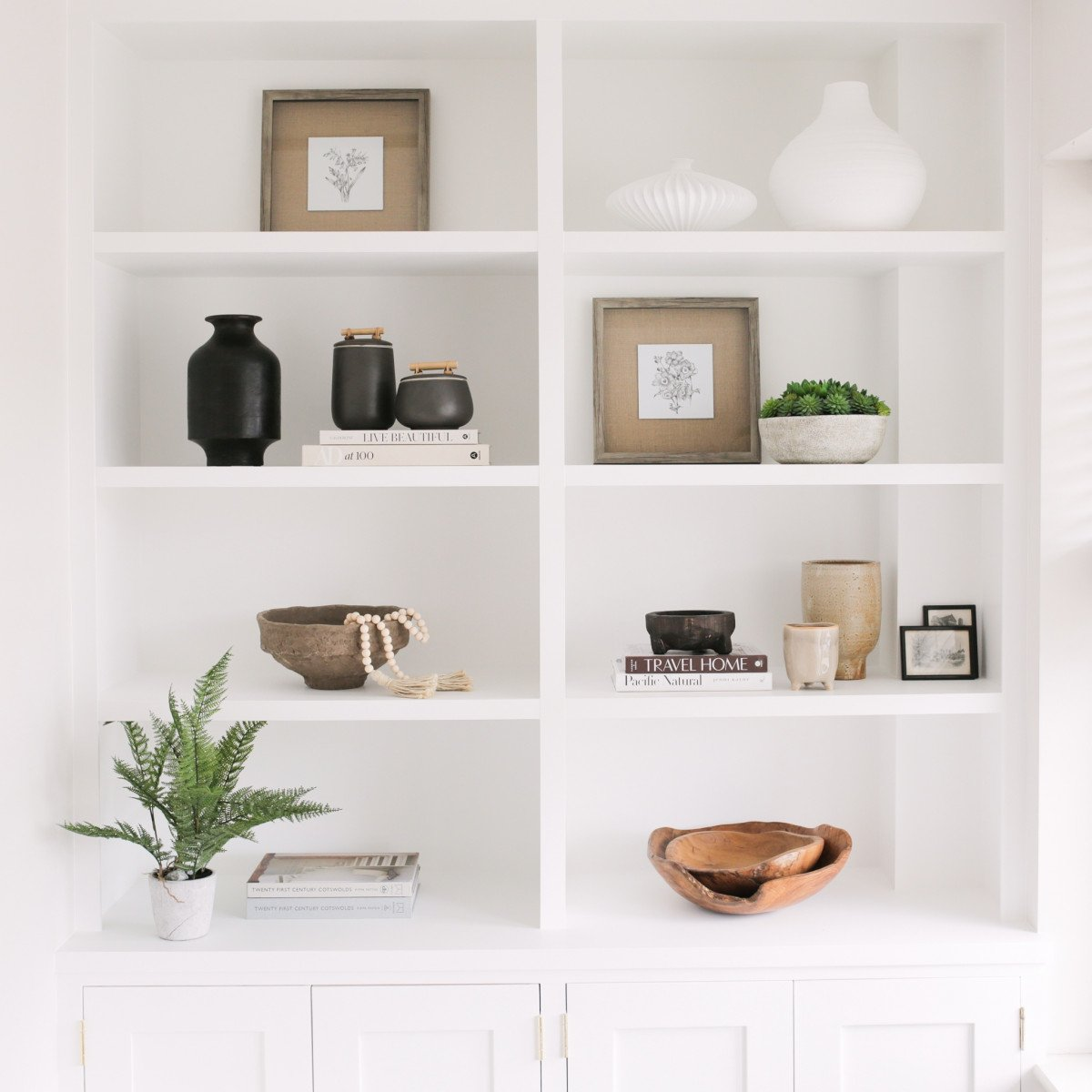 Shelf Styling: A Guide to Creating the Perfect Shelf Feature