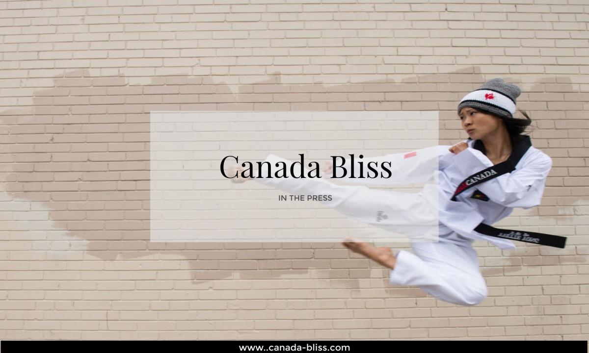 Olympic Bliss for Toronto Athlete and Crochet Mompreneur