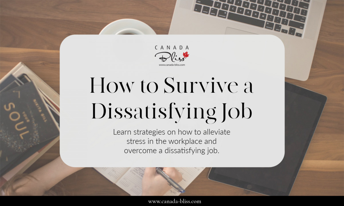 How to Survive a Dissatisfying Job