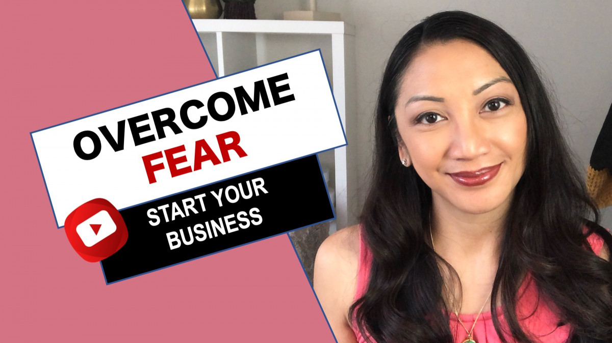 Overcome Fear | Start Your Handmade Crochet Business