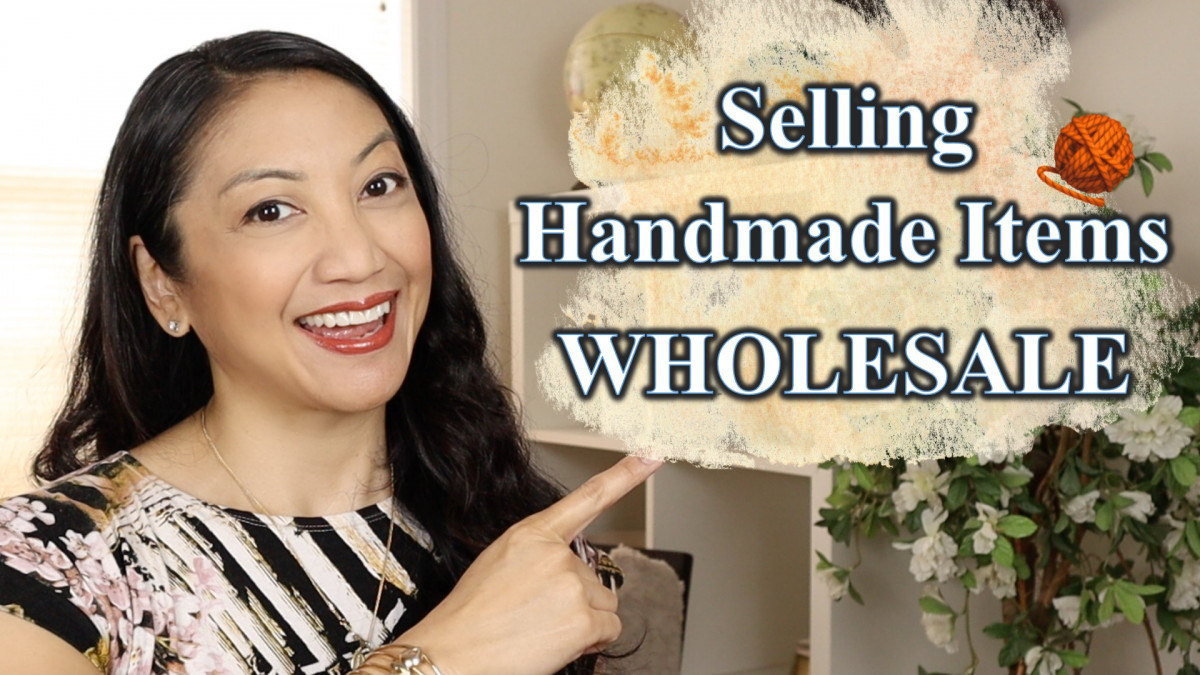 Wholesale Successfully| How to Sell Your Handmade Crochet Items