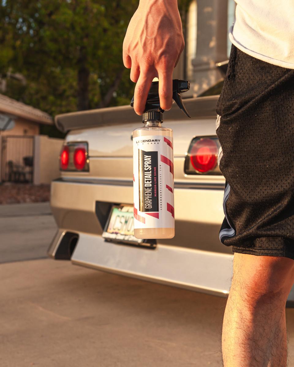 Graphene Detail Spray | LEGENDARY CAR CARE