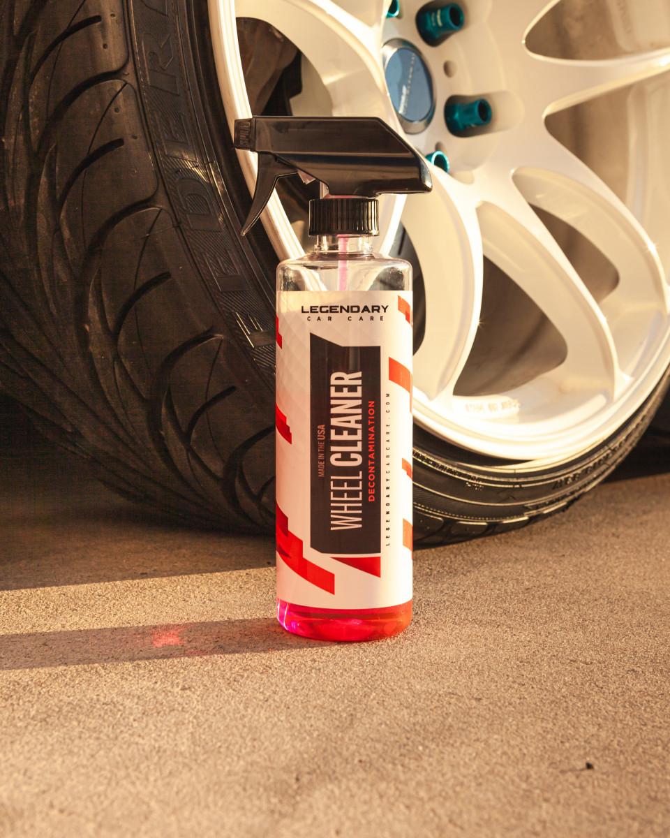 Wheel Cleaner | LEGENDARY CAR CARE