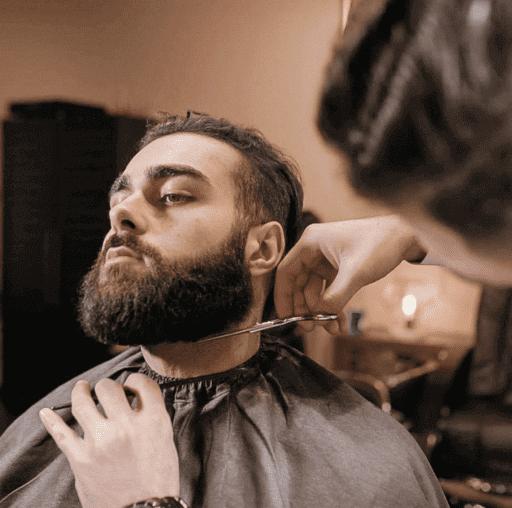 Beard Barber Chicago - Goodman's barber shop