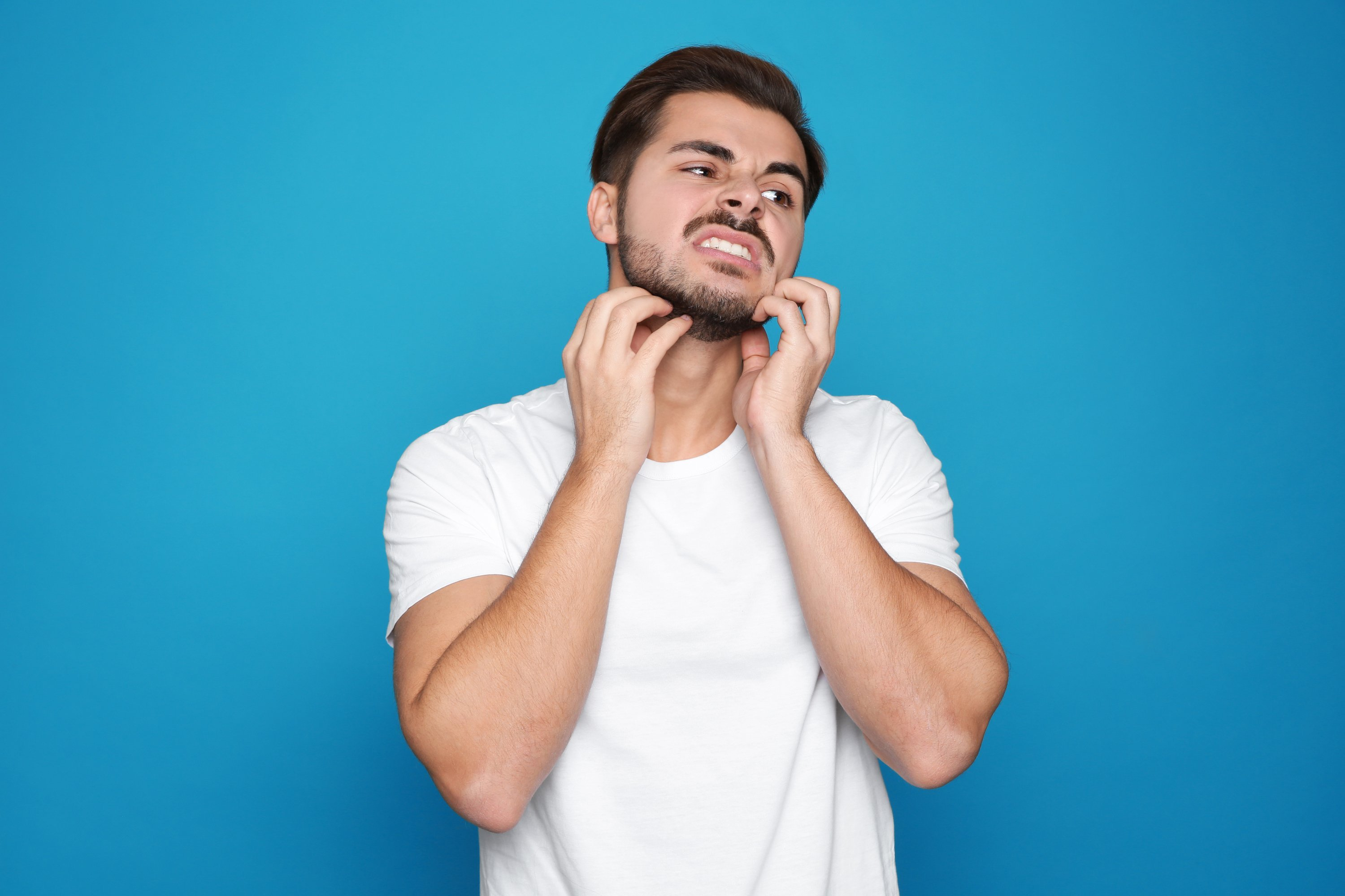 Dry and Flaky Skin Under Beard Fix [Solved]