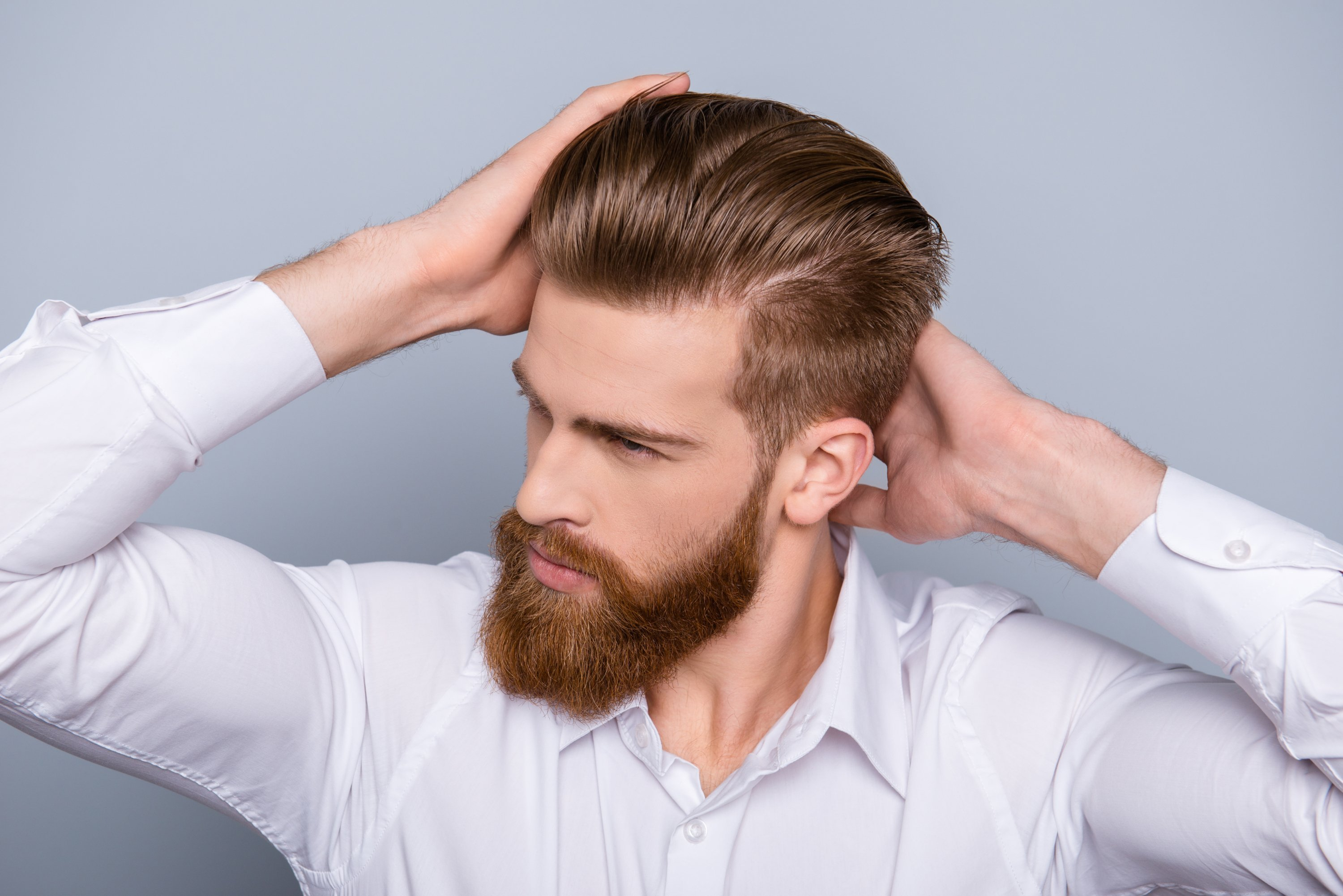Find the Hairstyle and Beard Combo That's Right For You