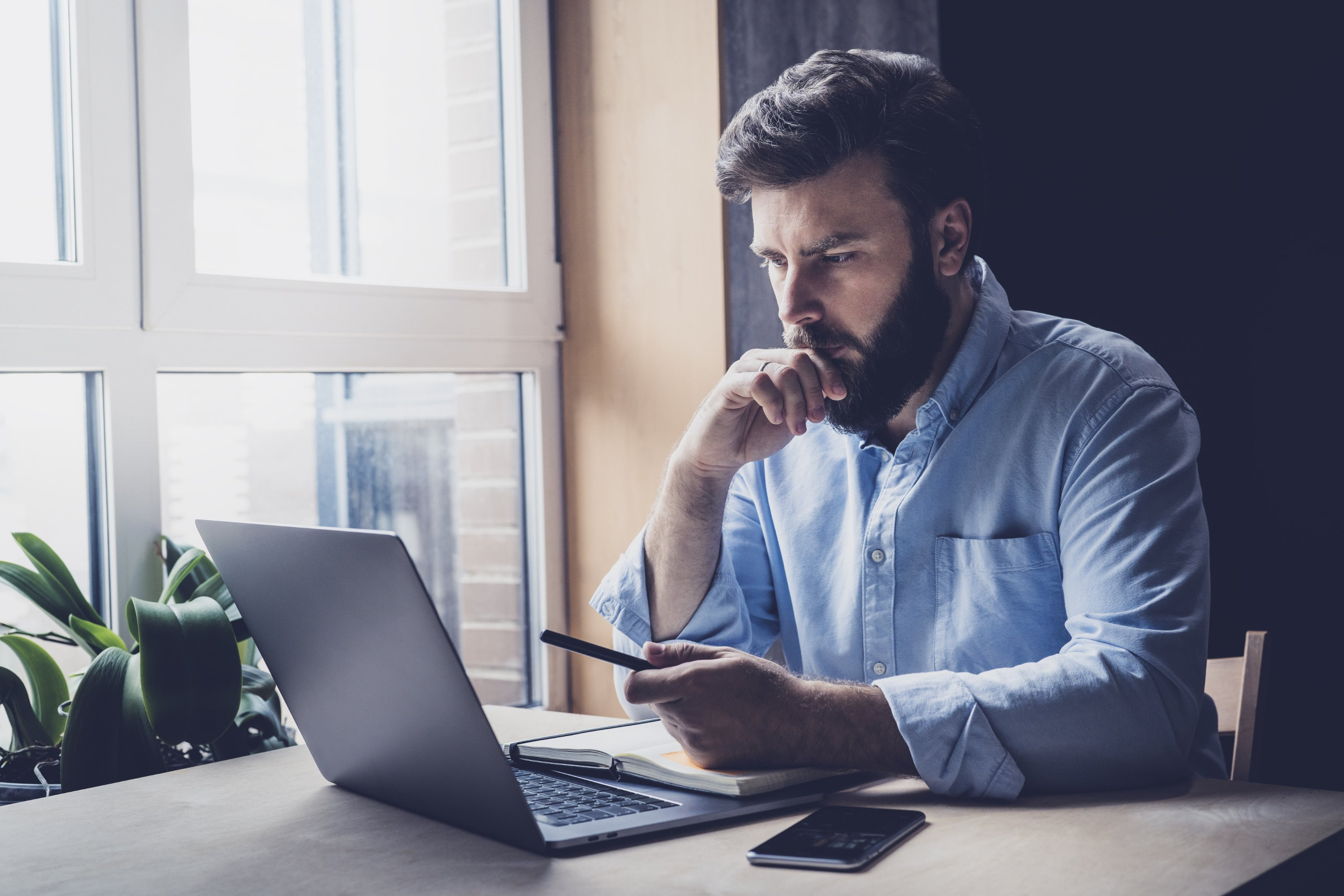 Does Having a Beard Lower Your Chances of Landing a Job?