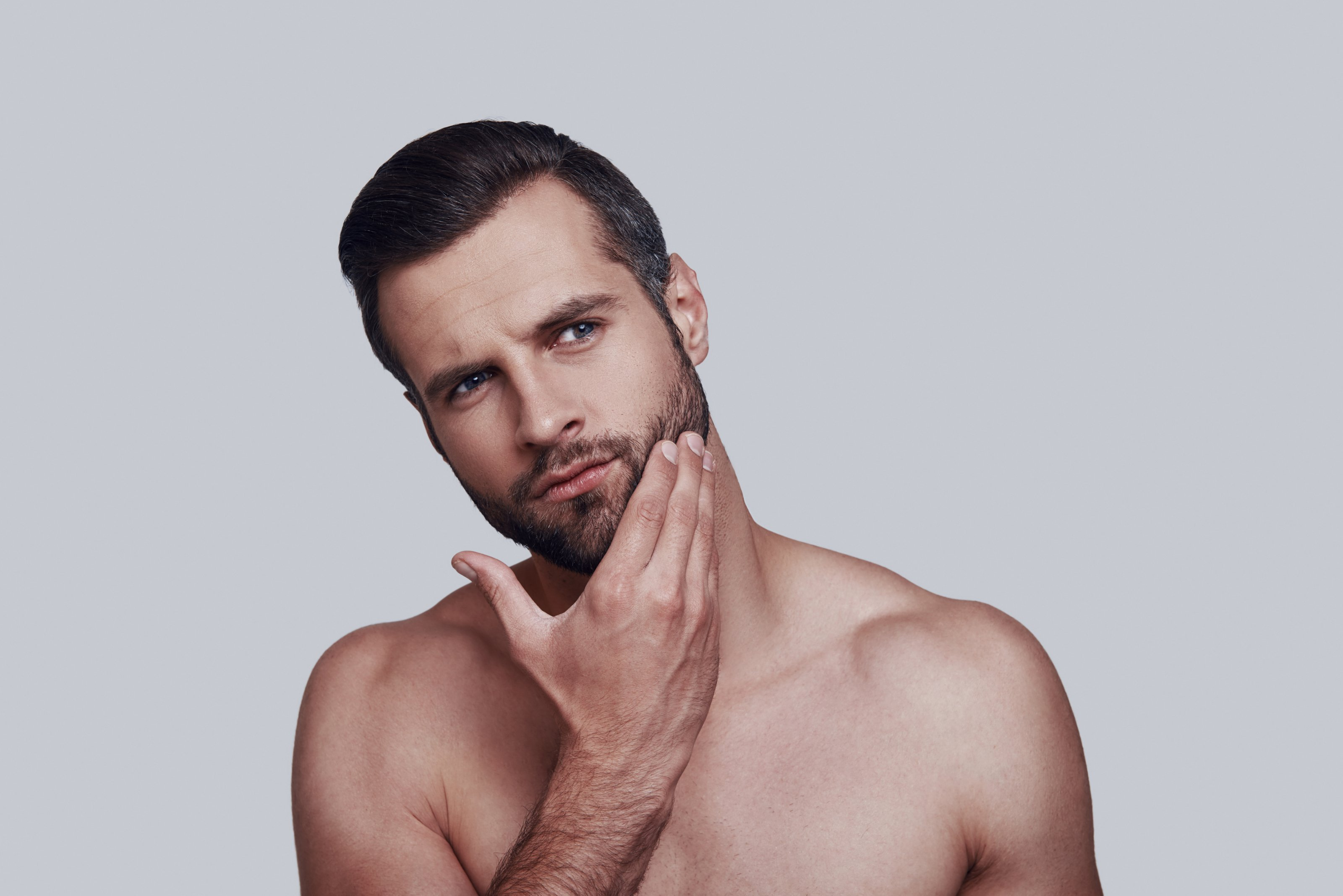 How Fast Should Your Facial Hair Be Growing?