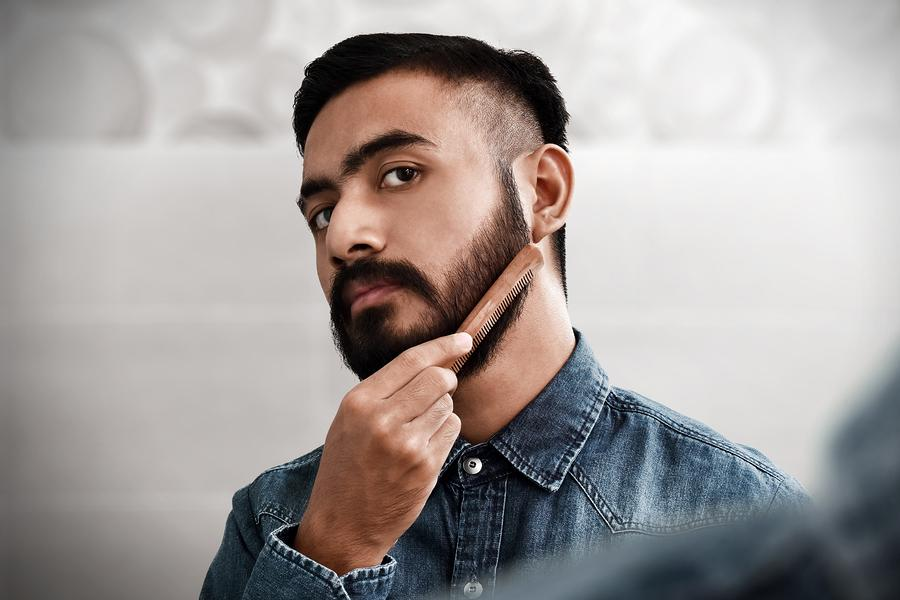 6 Steps You Need to Know: How to Comb a Beard