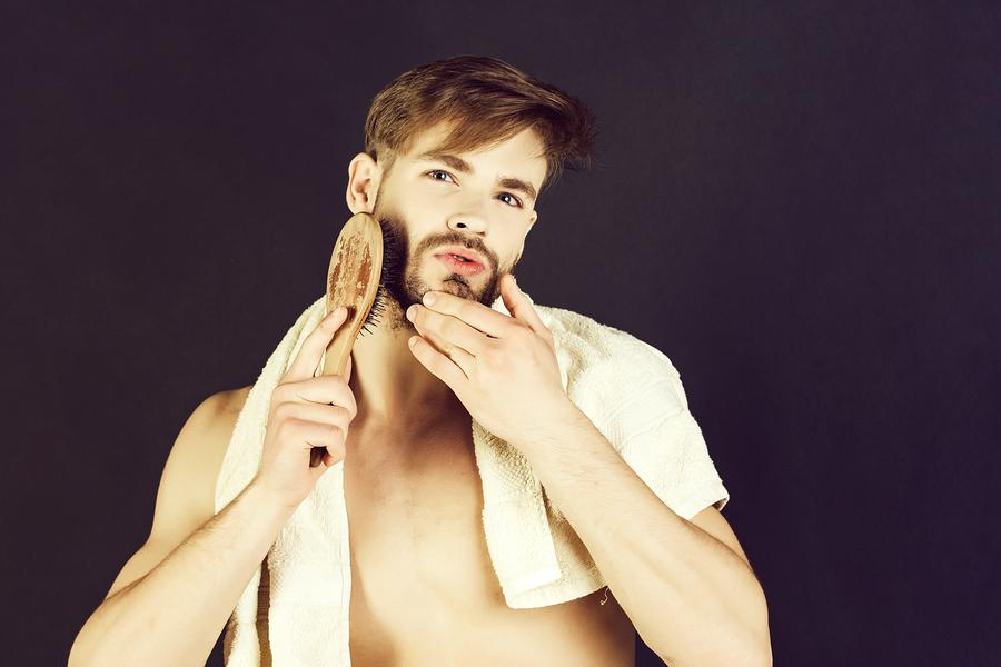 Beard Brush Vs. Beard Comb: She'll Know the Difference