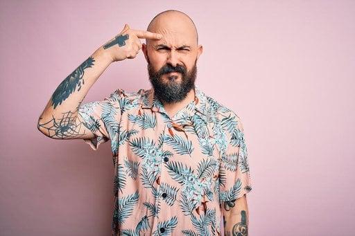 6 Ways to Stop Beard Acne Fast