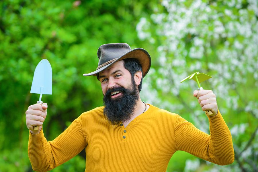 Is Spring the Best Time for Growing Out a Beard?