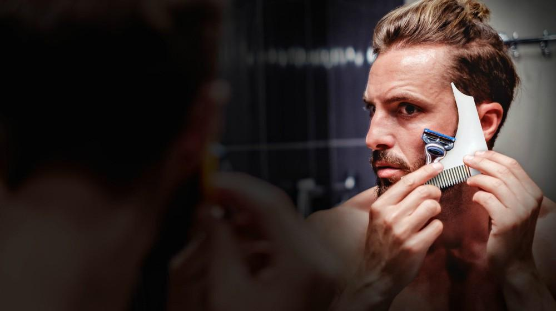 How To Use A Beard Shaping Tool Like A Pro