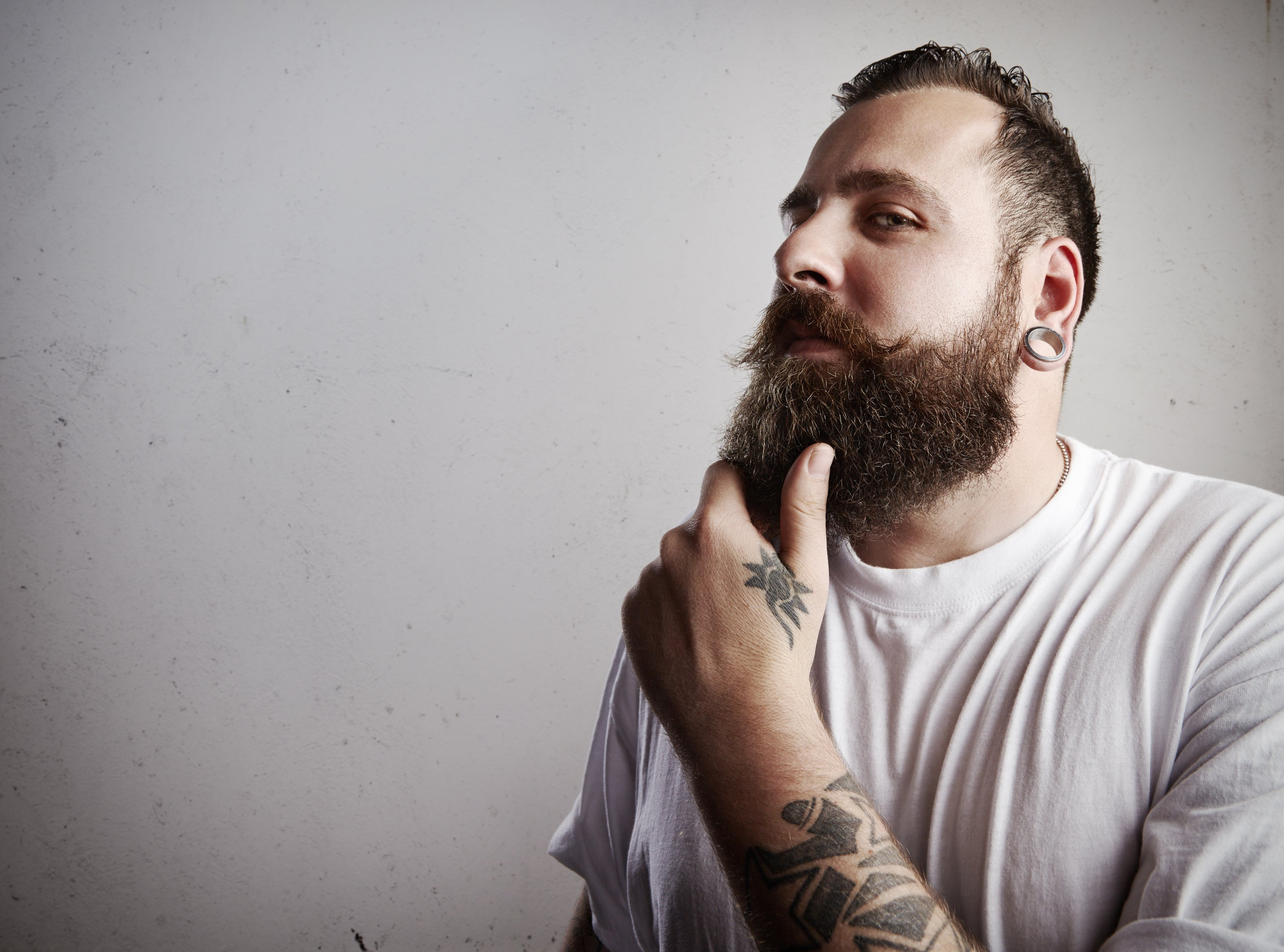 How To Stimulate Beard Growth Naturally