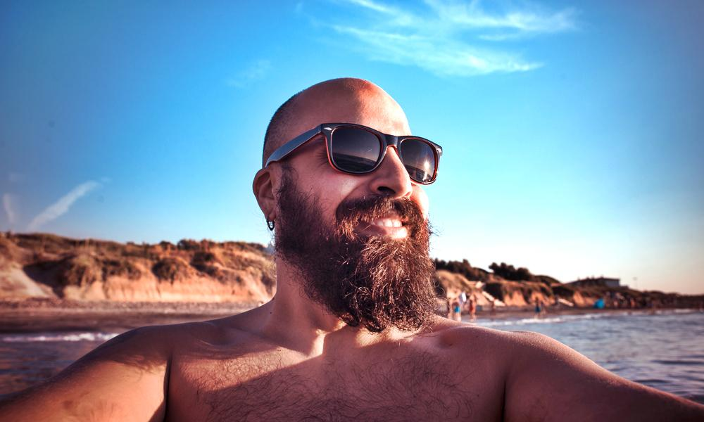 Beard vs the Summer Sun - Which One Will Make You Hotter