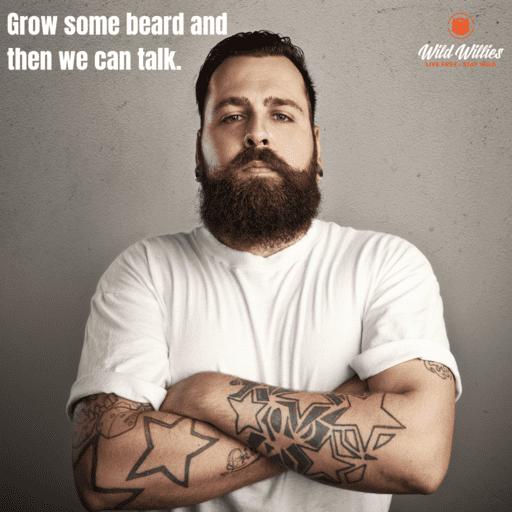 Beard Growth Kits - Real men use beard growth kits