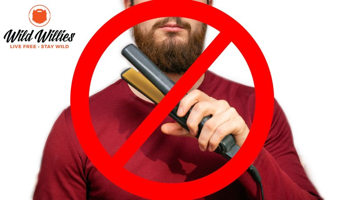The Best Beard Straightening Brush - Beard Grooming Tips