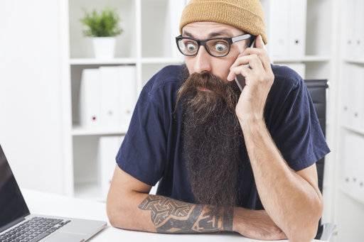 What helps beards grow?