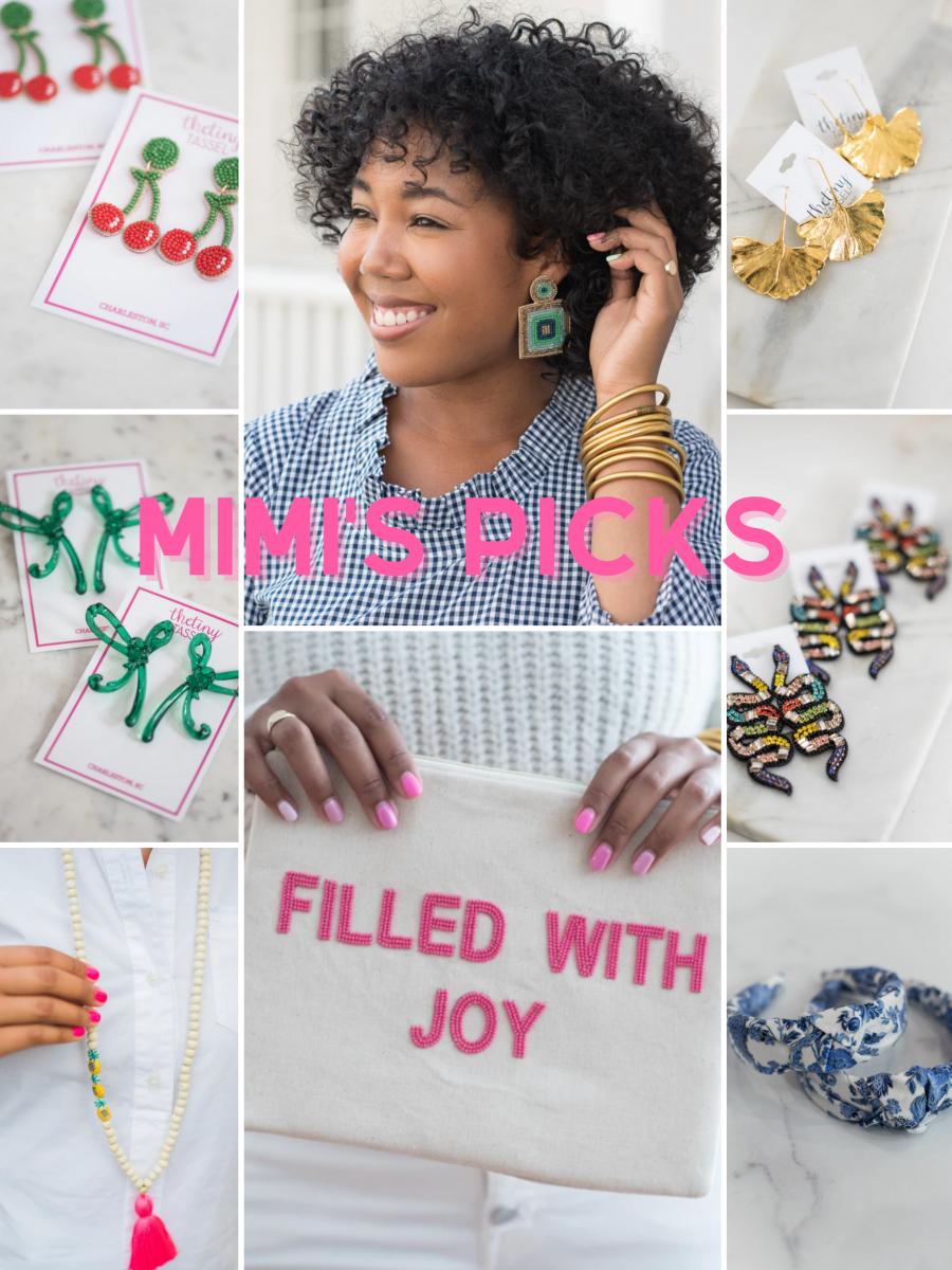 Mimi's Tiny Tassel Picks of The Week!