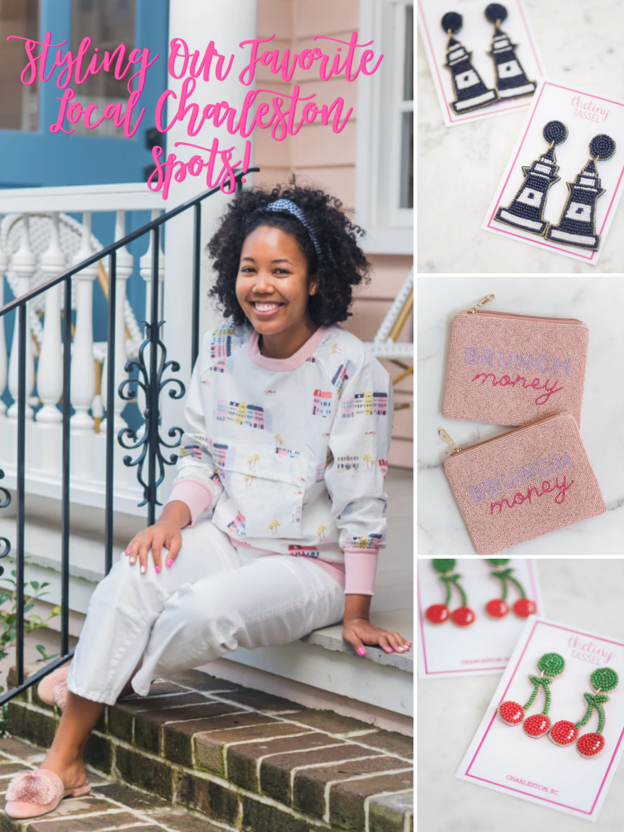 Styling Our Favorite Local Charleston Spots!