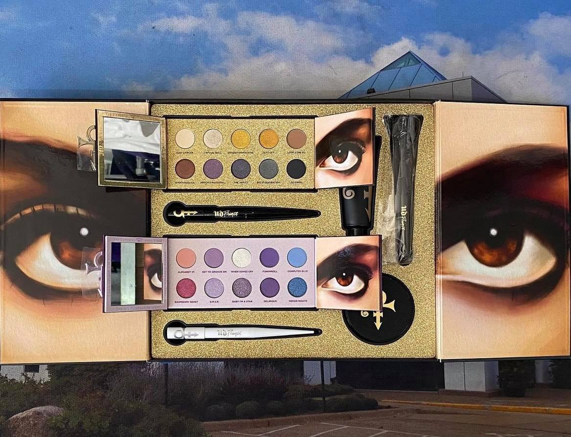 Prince X Urban Decay Have They Got The Look?